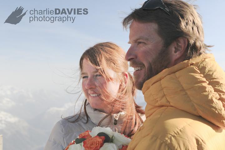 John & Tara's Wedding @ 3,842 meters