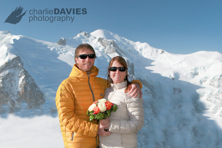 John & Tara's Wedding @ 3,842 meters