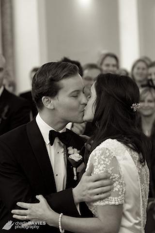 Katy & Martin / Winter Wedding