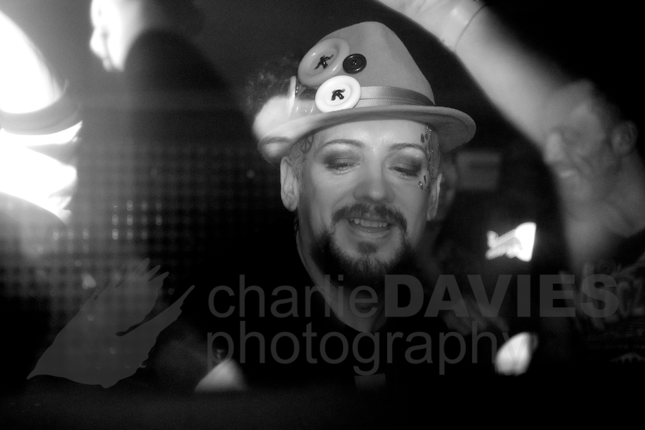 An Evening with Boy George & Marc Vedo